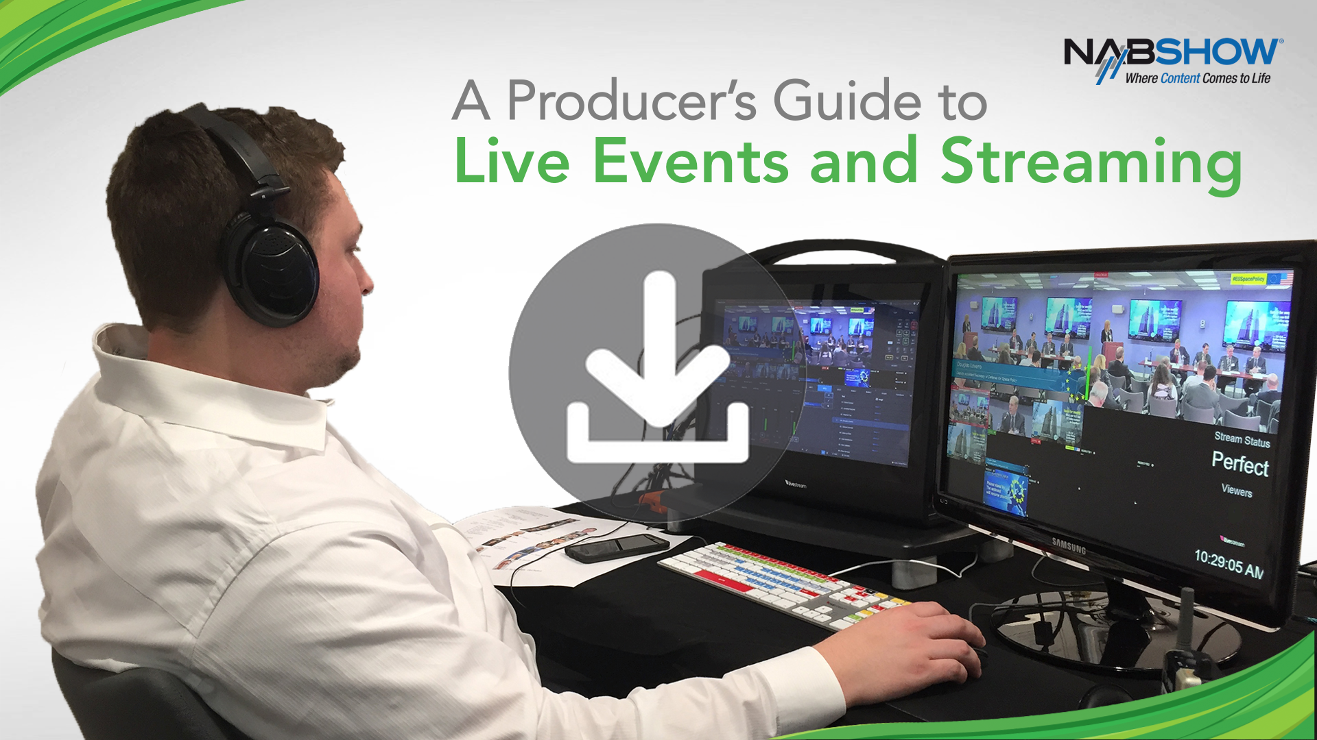Information and advice about video, audio, webcasts and more